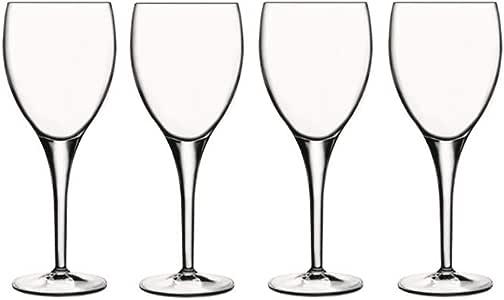 Luigi Bormioli Michelangelo - Juego de Copas de Vino en Estuche Regalo (48 cl, 4 Unidades): Amazon.es: Hogar