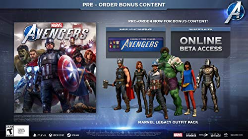 Marvel's Avengers for PlayStation 4 3