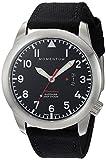 Momentum Men's 1M-SP18BS6B Analog Display Swiss Quartz Black Watch