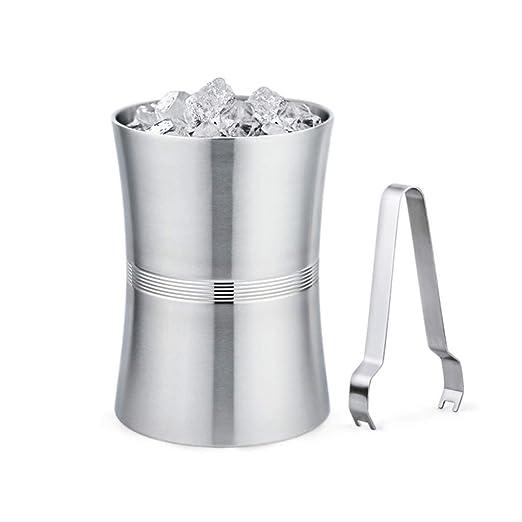 Compra A-Lnice Cubo de Hielo Grande de Doble Pared |Refrigerador ...
