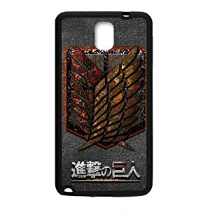 Attack On Titan New Style High Quality Comstom Protective case cover For Samsung Galaxy Note3 by Maris's Diary
