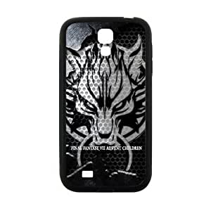 Morimo Custom Protective Phone Case for SamSung Galaxy S4 I9500,Final?Fantasy Via Advent Children Laster Technology PC and Cover