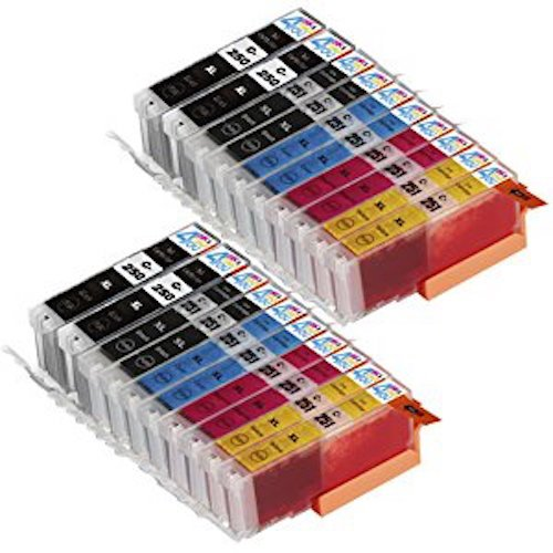 INK4WORK c250 BBCMY 44444 Compatible product image