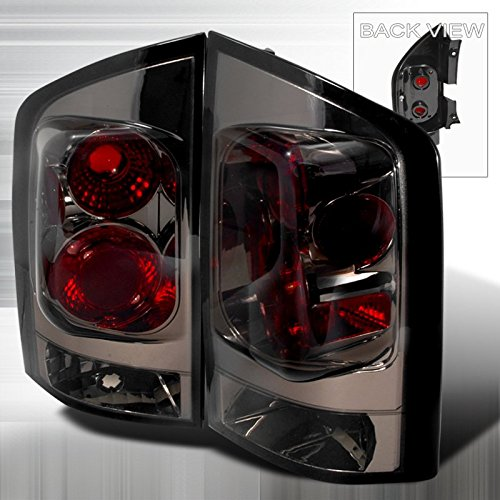 Nissan Armada Diamond (Spec-D Tuning LT-AMD04G-TM Nissan Armada Se Le Sport Utility Smoked Altezza Tail)
