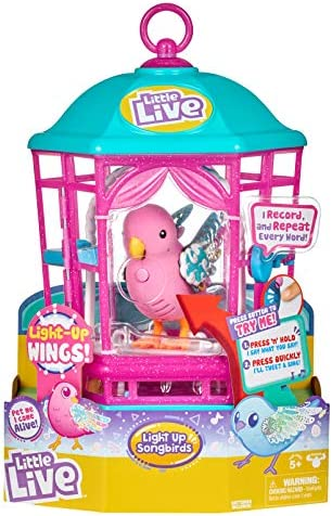 Little Live Pets Cage Rainbow Childrens product image