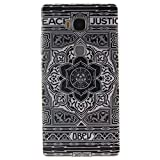 Huawei G8 Case,Huawei G7 Plus Case, Gift_Source [Flower Tribal Aztec] [Capsule] Fashion Silicone Protective Case Flexible Soft TPU Slim Gel Case Cover for Huawei Ascend G8 / G7 Plus