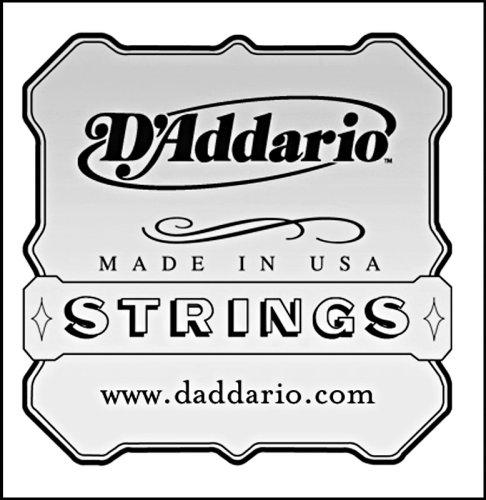 D'Addario J5403 Aluminum Wound Tenor Ukulele Single String, Third String, .036 D'Addario