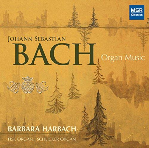 - Johann Sebastian Bach: Organ Music - Fantasy & Fugue in G minor BWV542; Prelude & Fugue in C minor BWV546; Prelude & Fugue in E minor BWV548 Wedge; Prelude & St Anne Fugue in E-flat BWV552; Toccata & Fugue in F major BWV540; An Wasserflussen Babylon