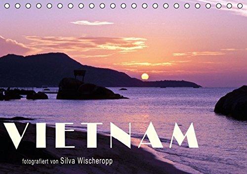 VIETNAM (Tischkalender 2016 DIN A5 quer) by