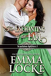 The Enchanting Of An Earl by Emma Locke ebook deal