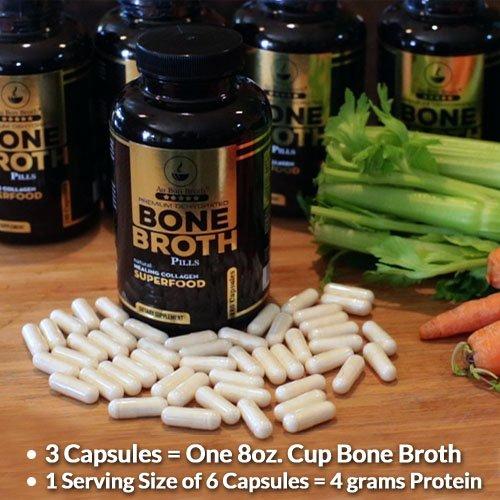 how to make bone broth powder
