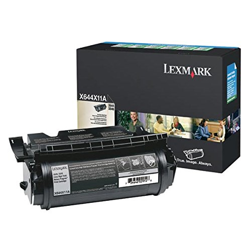 Lexmark X644/X646 Extra High Yield Return Program Toner 32000 Yield Highest Quality Available New
