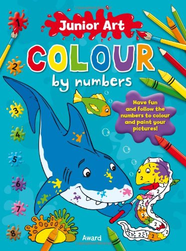 Crayola Colour By Number Mini Markers (6): Amazon.co.uk: Toys & Games