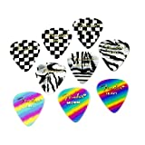 Fender 351 Shape Graphic Picks (12 Pack)