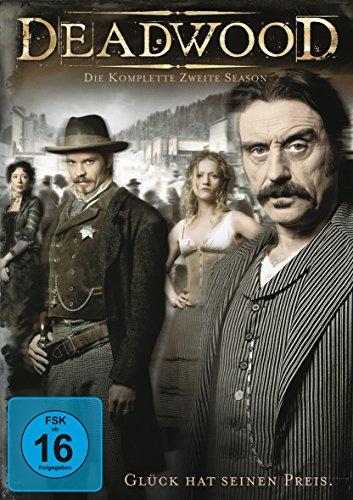 Price comparison product image Deadwood - Season 2 (4-DVD)(2)