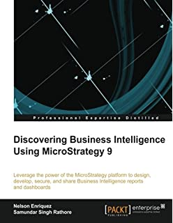 Mastering Business Intelligence With Microstrategy Amazon Ca