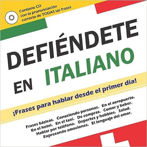 Libros Gratis Descargar Libros Gratis Defiendete En Italiano Frases