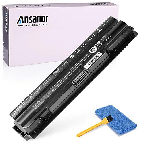 Ansanor 11.1V 7800MAH New Laptop Battery for Dell XPS 14 ...