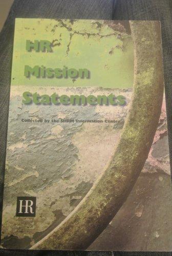 Title: HR Mission Statements