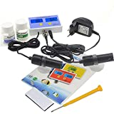 FidgetGear 2 in1 Digital Salinity & PH Meter Salinity&PH Monitor for Aquarium