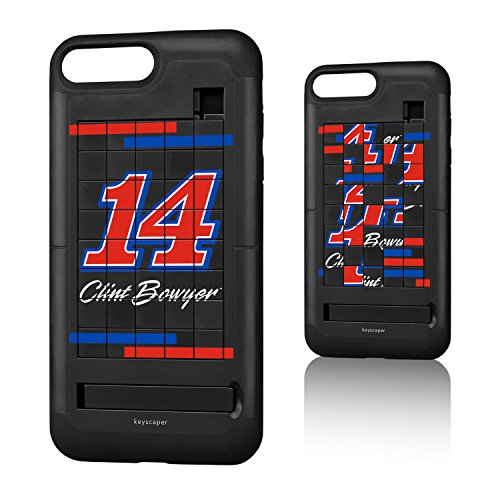 Tony Stewart iPhone 7 Plus / iPhone 8 Plus Puzzle Case NASCAR