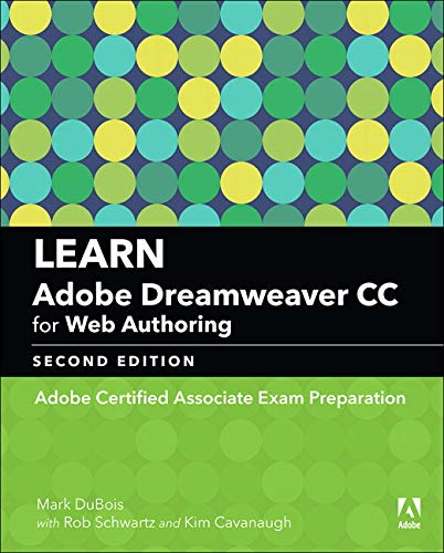 Learn Adobe Dreamweaver CC for Web Authoring: Adobe
