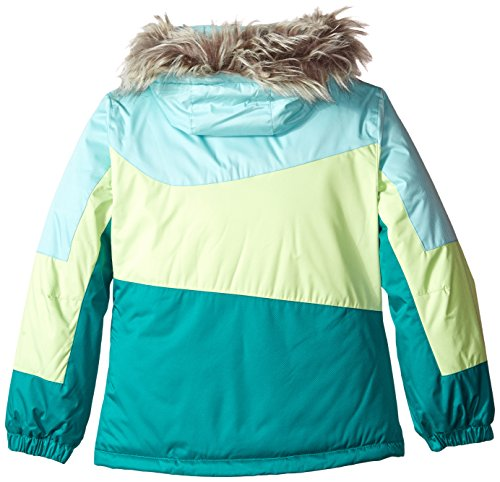 Country Heavyweight Jade Fan Free Coat Girls' 6UwzqF