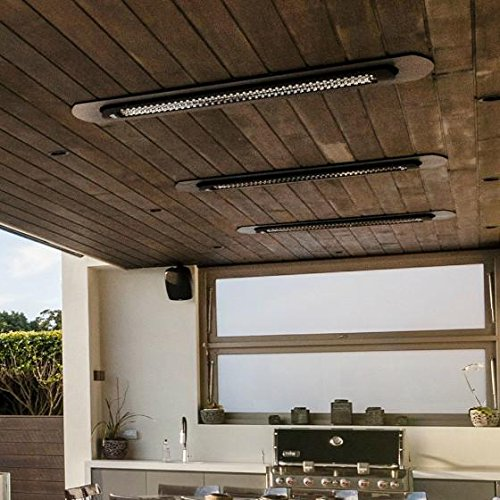Bromic Heating Ceiling Recess Kit For Tungsten 2000w & 4000w Electric Patio Heaters - Bh8180010 by Bromic Heating