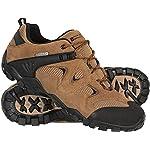 Mountain Warehouse Chaussures de Marche imperméables Curlews pour Homme - Bottes en Daim et Maille à séchage Rapide… 4