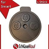 SMART bouton clavier ersatztaste clés - 3 touches pour télécommande :  fORTWO 451 fORFOUR rOADSTER