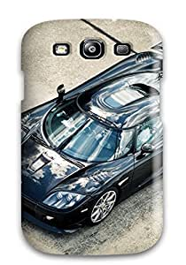 First-class Case Cover For Galaxy S3 Dual Protection Cover Koenigsegg