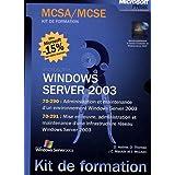 COFFRET MCSA/MCSE WINDOWS SERVER