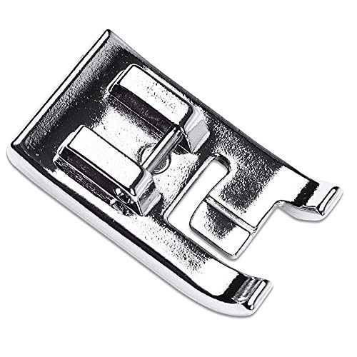 DREAMSTITCH 7mm Double Piping Sewing Machine Presser Foot for All Low Shank and High Shank (Use Master Shank) Singer,Brother,Babylock,Janome,White,Juki,Janome,New Home,Simplicity,Elna Sewing Machine