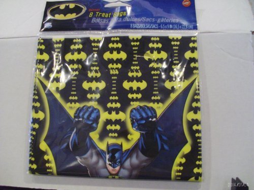 Amazon.com: Wilton Batman Treat Bags by Wilton: Health ...