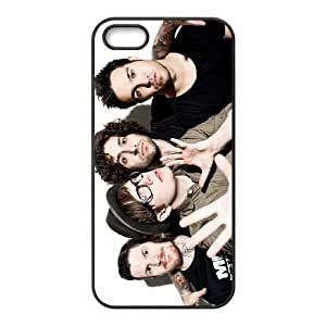 iPhone 5 5s Cell Phone Case Black Boy band 002 HIV6755169560271