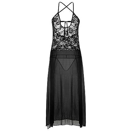 ca81c593663 Amazon.com  New Fashion Plus Size S-6XL Lose Flower Long Dress Gown ...