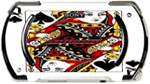 > > > Decal Sticker < < < Queen Of Spades Design Print Image PSP Go Vinyl Decal Sticker Skin by Trendy Accessories by Trendy Accessories