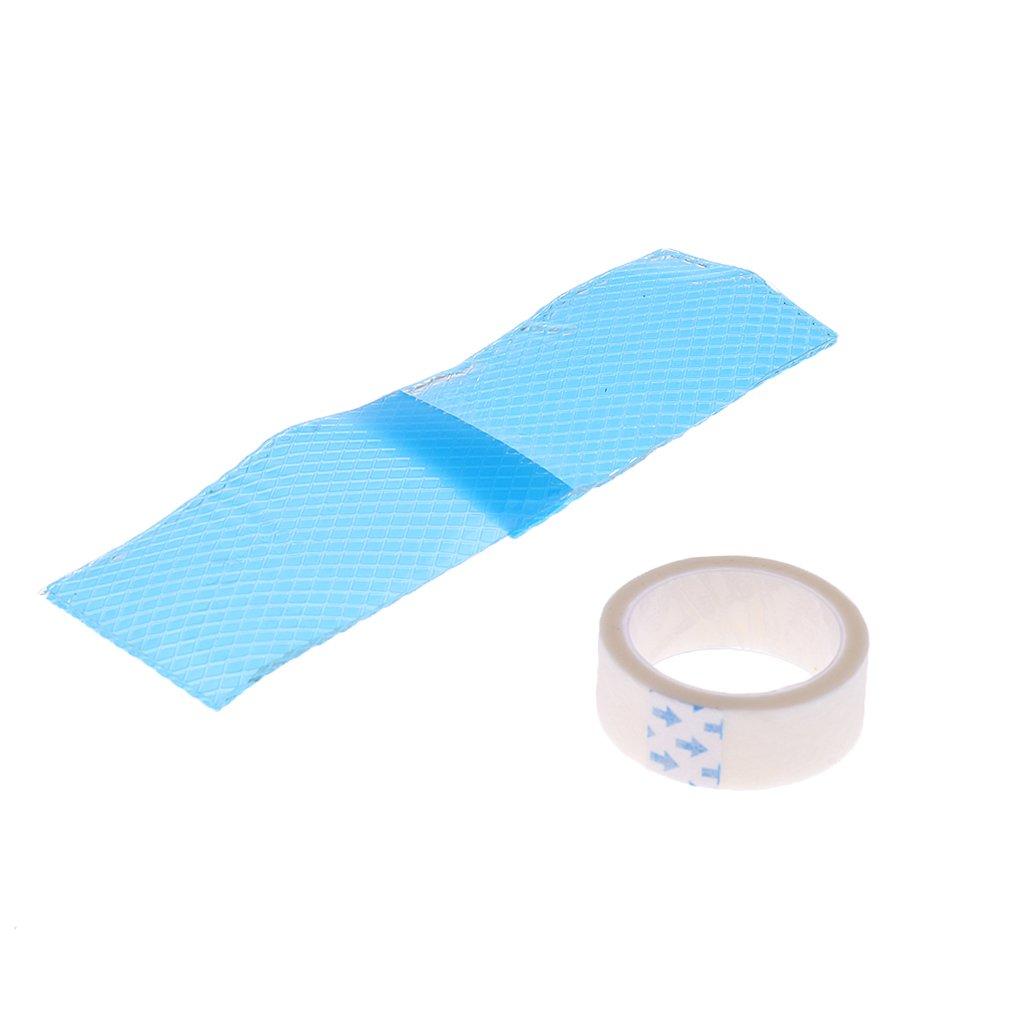 SunniMix Silicone Scar Remover Gel Sheet Strip Patch Help Remove Old Scars , Acne scar, Trauma, Burn Scar