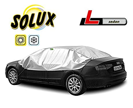 kombi - SOLUX L-XL Halbgarage Frostschutz UV Schut RENAULT Laguana Grandtour