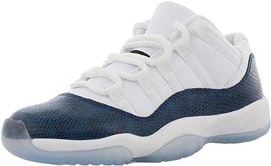 Zapatos deportivos air jordan 11 zapatos bajos retro blanco