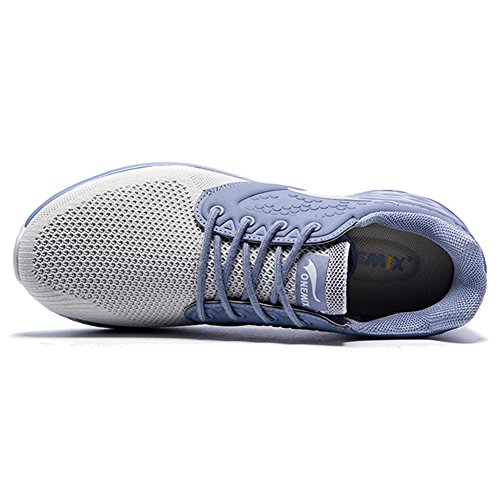OneMix Black Shoes Comfort White Shoes Air Running Mens Gym Fitness Casual Lightgrey Walking Sports Trainers Mesh 4pr4zqxnw