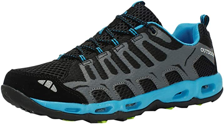 Jodier Zapatillas De Running para Hombre Zapatos de Entrenamiento para Hombre Malla Respirable Zapatillas Aptitud Ligero Zapatos para Correr En Montaña Asfalto Aire Libre Deportes: Amazon.es: Zapatos y complementos