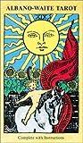 img - for Albano-Waite Tarot Cards: Major Arcana book / textbook / text book
