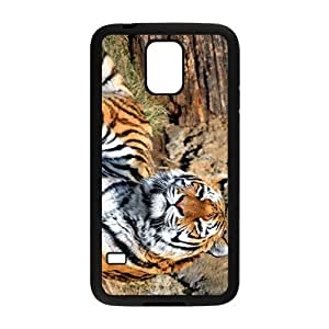 The Tiger on The Rock Hight Quality Plastic Samsung Galaxy Note3
