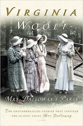 Virginia woolf mrs dalloway essays