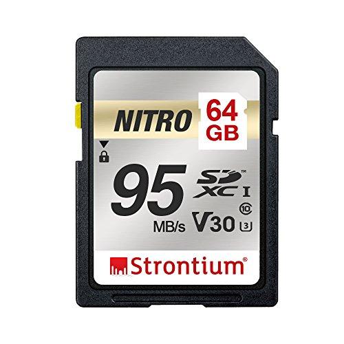 Strontium Nitro 64GB SD