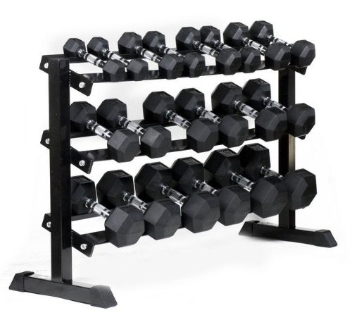 j/fit Horizontal Dumbbell Rack