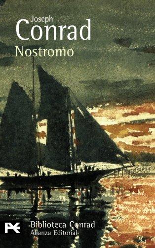 Descargar Libro Nostromo: Relato Del Litoral Joseph Conrad
