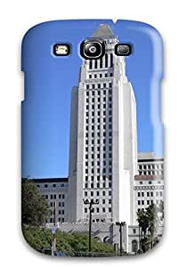 Valerie Lyn Miller Design High Quality Los Angeles City Cover Case With Excellent Style For Galaxy S3 by Maris's Diary