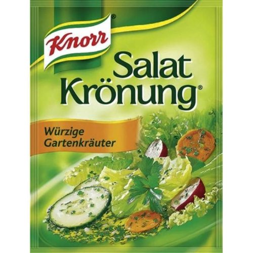 Knorr Garden Herbs Salad Dressing Mix - pack of 4 X 5 pcs (Garden Salad Dressing Mix)